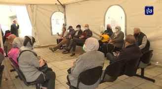 حملة التطعيم تسير ببطء في لبنان رغم ارتفاع أعداد الوفيات والإصابات بكورونا - فيديو