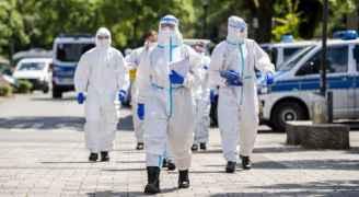 ألمانيا تعتزم تشديد القانون الوطني لاحتواء جائحة كورونا
