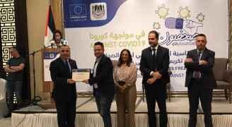 """تقرير لـ """"رؤيا"""" من فلسطين يحصد جائزة أفضل عمل صحفي.. فيديو"""