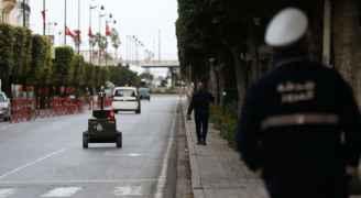 تونس تفرض الحظر الصحي الشامل لمدة أسبوع