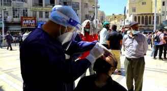 تسجيل ٢٩ وفاة و٦٠١ إصابة جديدة بكورونا في الأردن السبت
