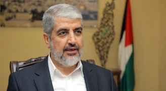 خليل عطية يهنئ مشعل بانتصار المقاومة الفلسطينية في غزة