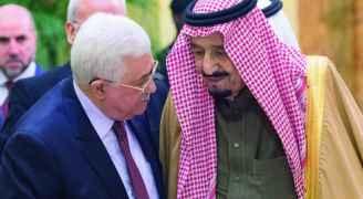 الملك سلمان يؤكد لعباس دعم السعودية الثابت للشعب الفلسطيني