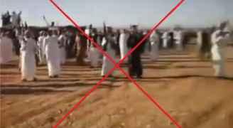 ما حقيقة فيديو لعشائر أردنية تطلق النار للمطالبة بفتح الحدود مع فلسطين؟