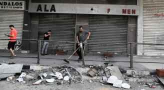 لقطات جوية توثق الدمار الهائل في غزة.. فيديو