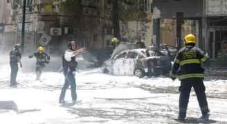 ارتفاع عدد قتلى المستوطنين الإسرائيليين إلى ١٣ قتيلا بصواريخ المقاومة الفلسطينية