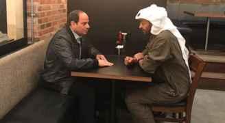 بن زايد يؤكد للسيسي استعداد الإمارات للحفاظ على التهدئة في غزة