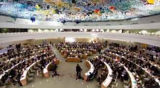 مجلس حقوق الإنسان يصوت بتشكيل لجنة تحقيق دولية بانتهاكات الاحتلال الإسرائيلي