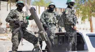 المقاومة الفلسطينية تؤبن شهداء معركة سيف القدس بمحافظة خانيونس