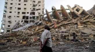 """صحيفة: مصر تسعى إلى """"هدنة طويلة"""" تسمح بإعادة إعمار غزة وتحقيق صفقة تبادل أسرى"""