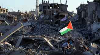 الصفدي وشكري يؤكدان أهمية تفعيل جهد دولي فوري لإعادة إعمار غزة