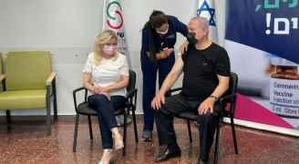 نتنياهو يتلقى جرعة ثالثة من اللقاح المضاد لكورونا