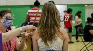 تطعيم ٨٠% من سكان أونتاريو الكندية بلقاحات كورونا