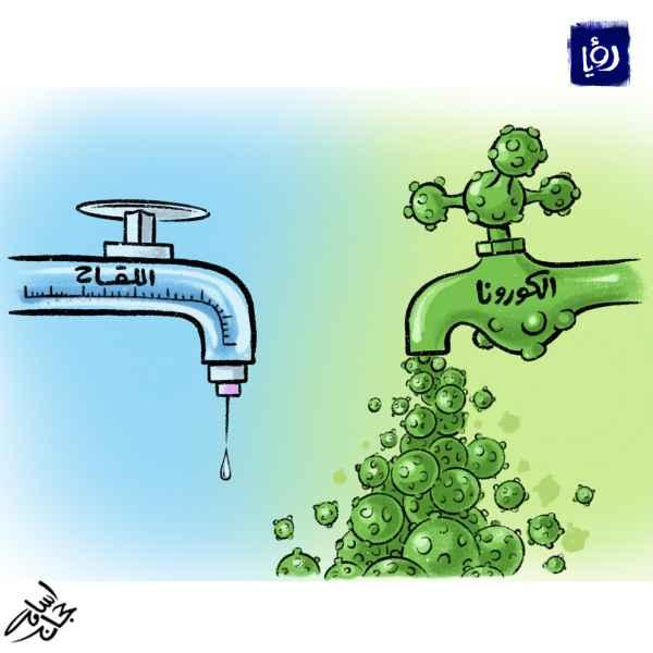 الكورونا واللقاح