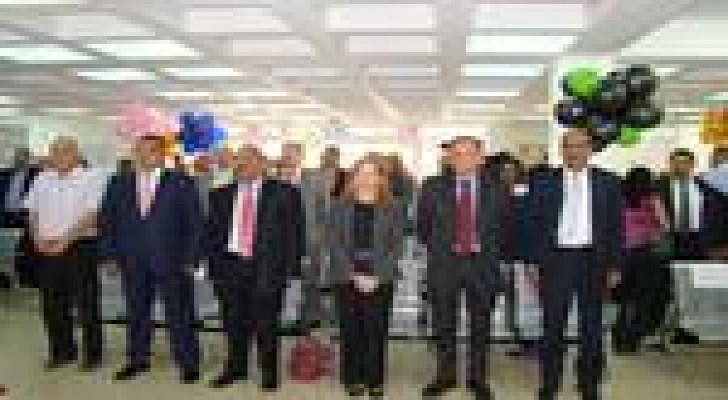 الأونروا تفتتح مركز صحي جديد في مخيم اربد