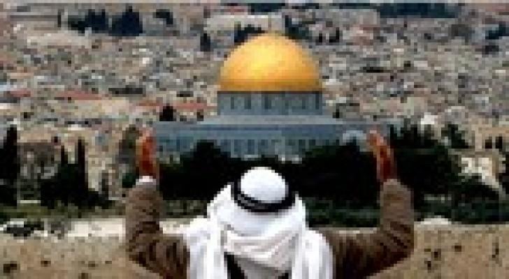مندوب الملك يفتتح مؤتمر الطريق الى القدس