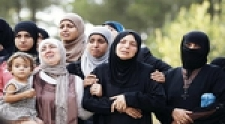 دراسة: لاجئات سوريات يتعرضن لعنف جسدي