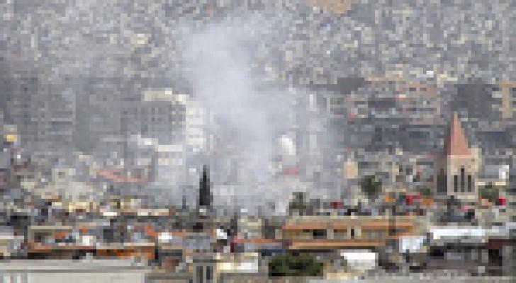 مقتل 36 وإصابة 85 في انفجار سيارة مفخخة بحمص