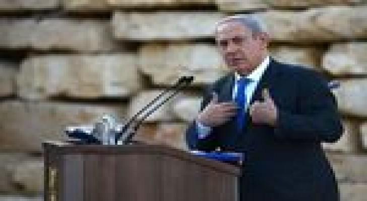 نتنياهو يسعى لسن قانون يعتبر إسرائيل يهودية