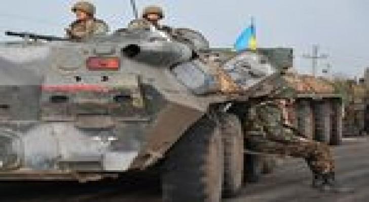 أوكرانيا تواصل حملتها العسكرية ضد الانفصاليين وسط تنديد روسي