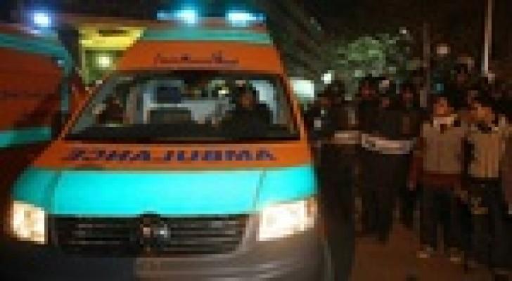 اصابة 26 شخص بحادث سير