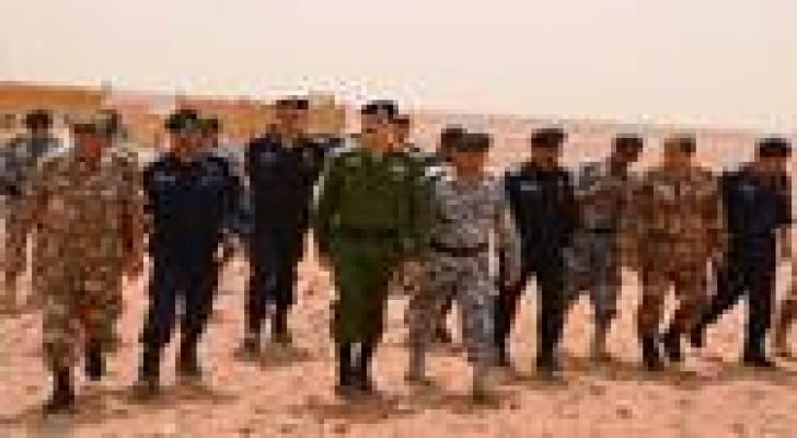 الطوالبة : الأمن العام يغطي كافة مناطق المملكة