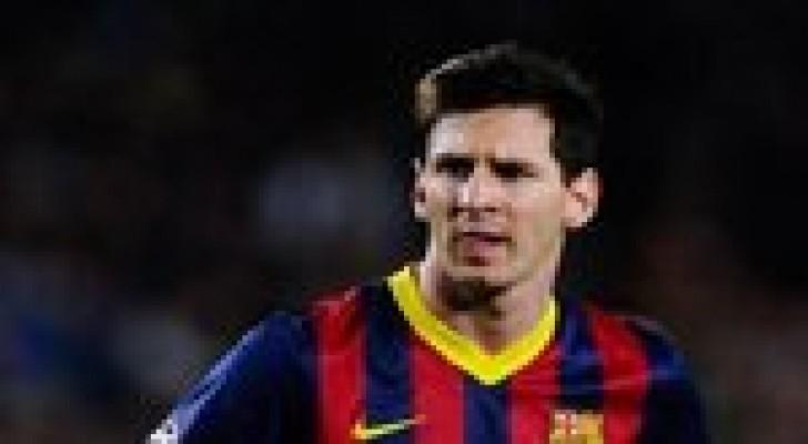 ماركا: برشلونة يمدد عقد ميسي لغاية 2019