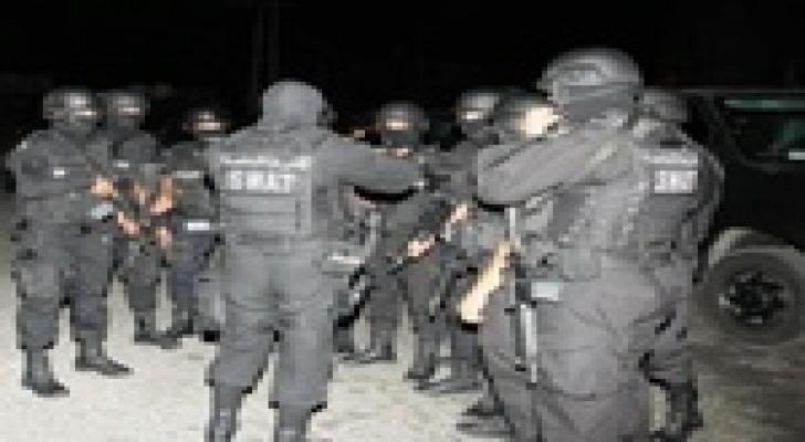 القبض على كبار مروجي المخدرات شرق عمان