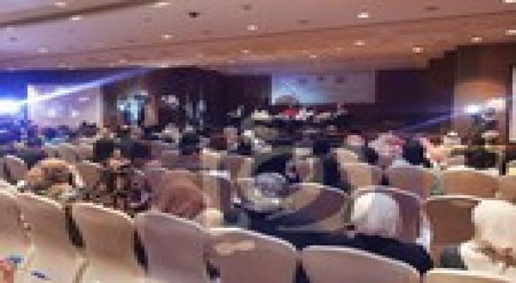 افتتاح مؤتمر وزراء الشؤون الاجتماعية العرب في عمان..صور