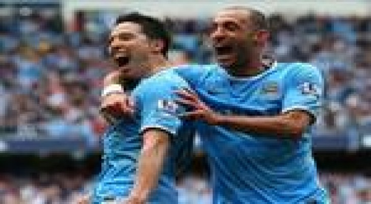 مانشستر سيتي يتوج بطلا للدوري الانجليزي