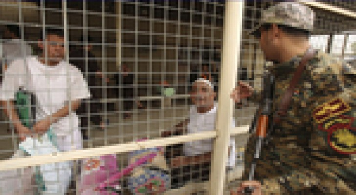 الحكومة تطلب من العراق اسماء المعتقلين الاردنيين واحكامهم