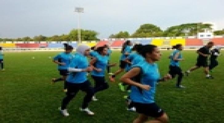 المنتخب النسوي يكثف تحضيراته للنهائيات الآسيوية