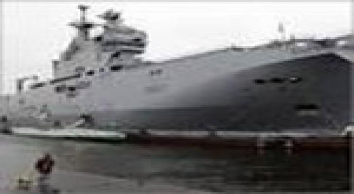 إسرائيل رفضت رسو سفينة صواريخ روسية في ميناء حيفا