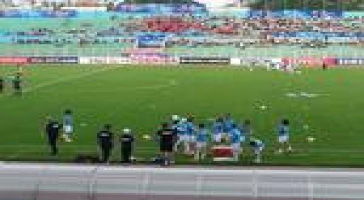 المنتخب الوطني النسوي يخسر اولى مواجهاته في كأس اسيا