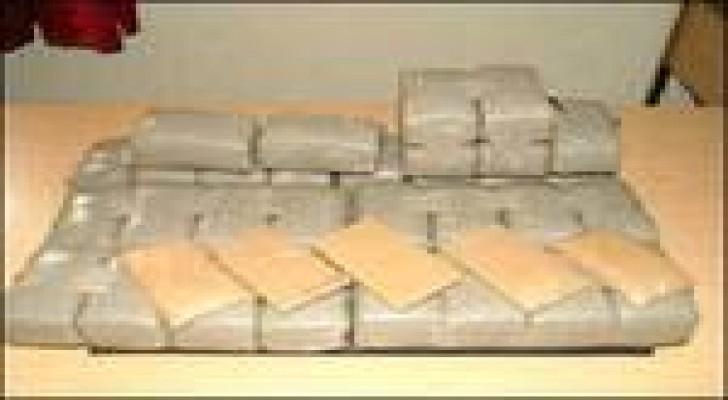 ضبط 50 كيلو غرام من الحشيش داخل طرود بريدية