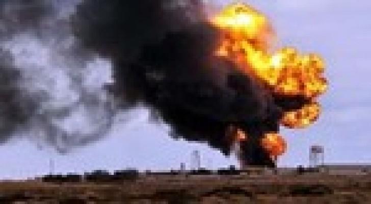 تفجير خط الغاز المصري المؤدي إلى الأردن