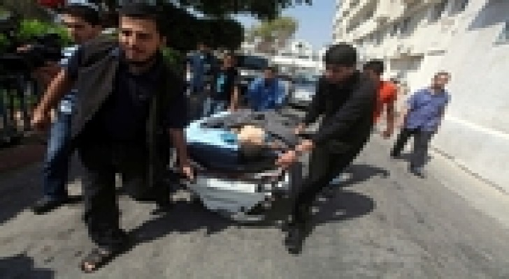 استشهاد اثنين وإصابة اخرين في انفجار غامض  في غزة
