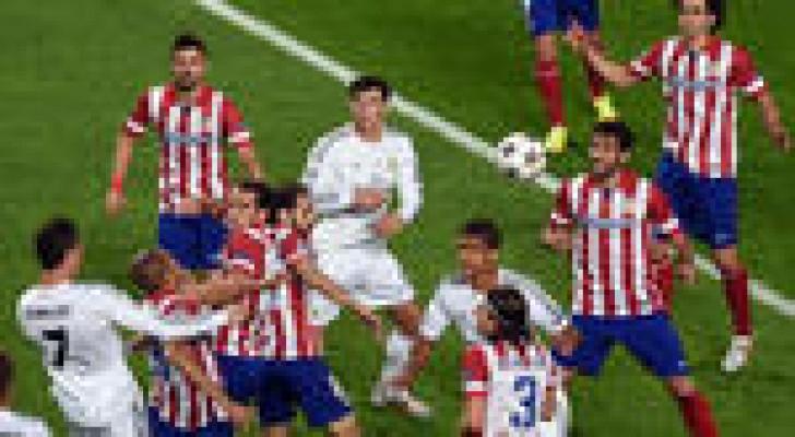 ريال مدريد يفوز بدوري ابطال اوروبا