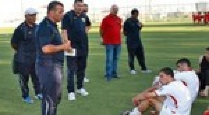 ابو عابد يختار 29 لاعبا استعدادا لمشاركة المنتخب الاولمبي في بطولة الاسياد