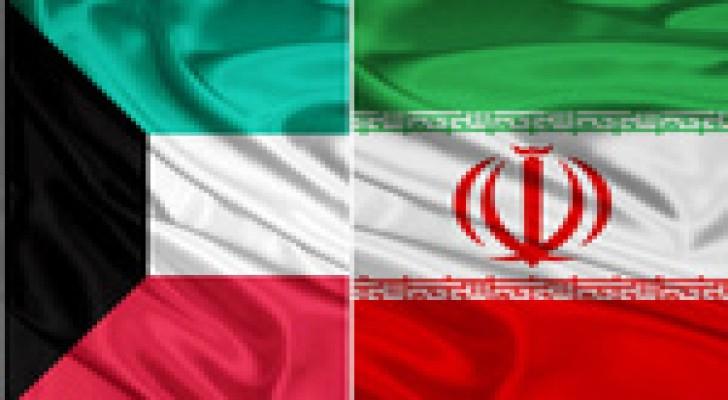 أمير الكويت يزور طهران