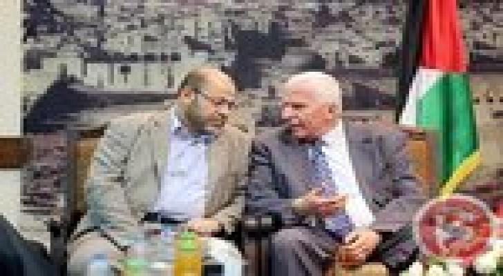 حماس : حمد الله رئيسا لحكومة توافق وطني