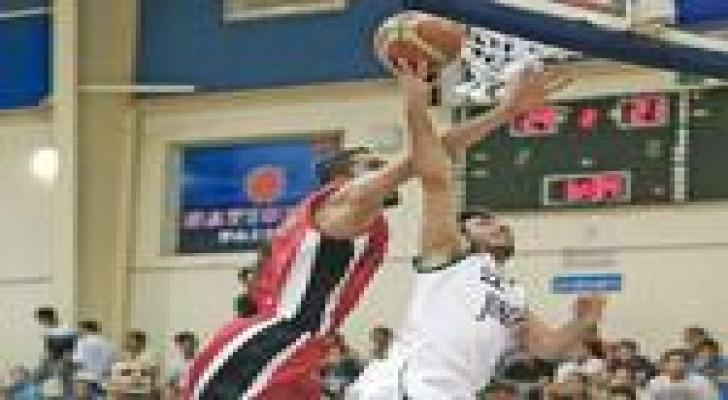 منتخب السلة يحقق فوزه الثاني في بطولة غرب آسيا