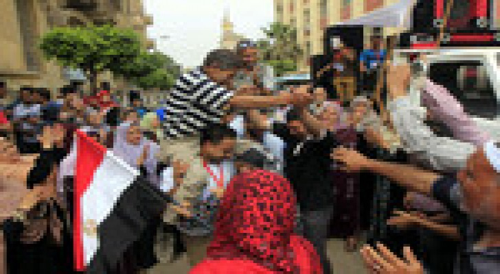 """إقبال """"محدود"""" في آخر أيام الاقتراع للإنتخابات الرئاسية المصرية ..صور"""