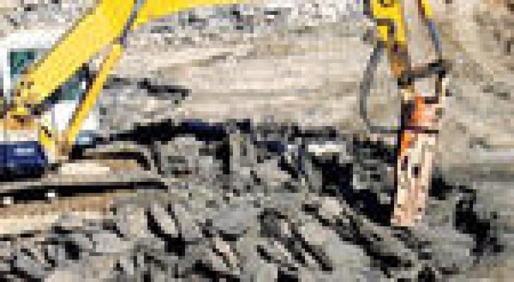 اجتماع بين الحكومة والشركة الاستونية للصخر الزيتي لإنهاء الخلاف