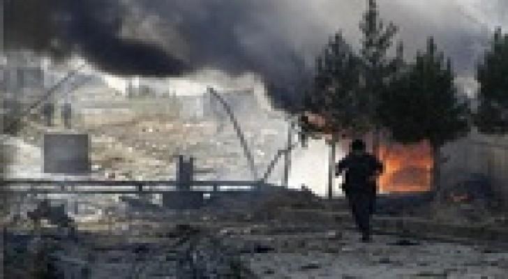 كشف هوية أمريكي نفذ هجوما انتحاريا في سوريا