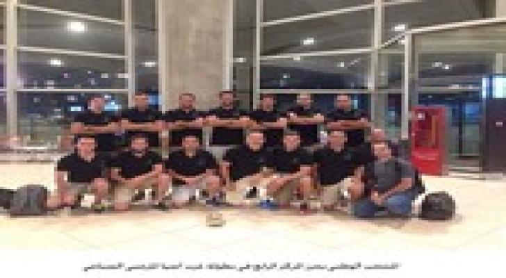 المنتخب الوطني يحرز المركز الرابع في بطولة غرب آسيا للرجبي السباعي