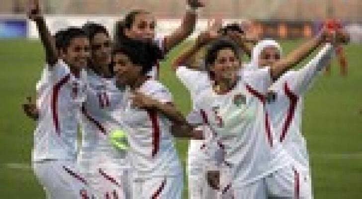 فوز منتخبنا للشابات على نظيره اللبناني بالتصفيات الآسيوية