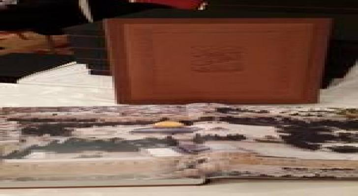 إطلاق كتاب المسجد الاقصی المبارك