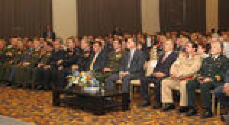 استمرار فعاليات المؤتمر الدولي السابع للخدمات الطبية الملكية في البحر الميت