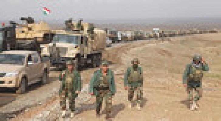 وزير الدفاع البريطاني: البيشمركة سيدحرون داعش